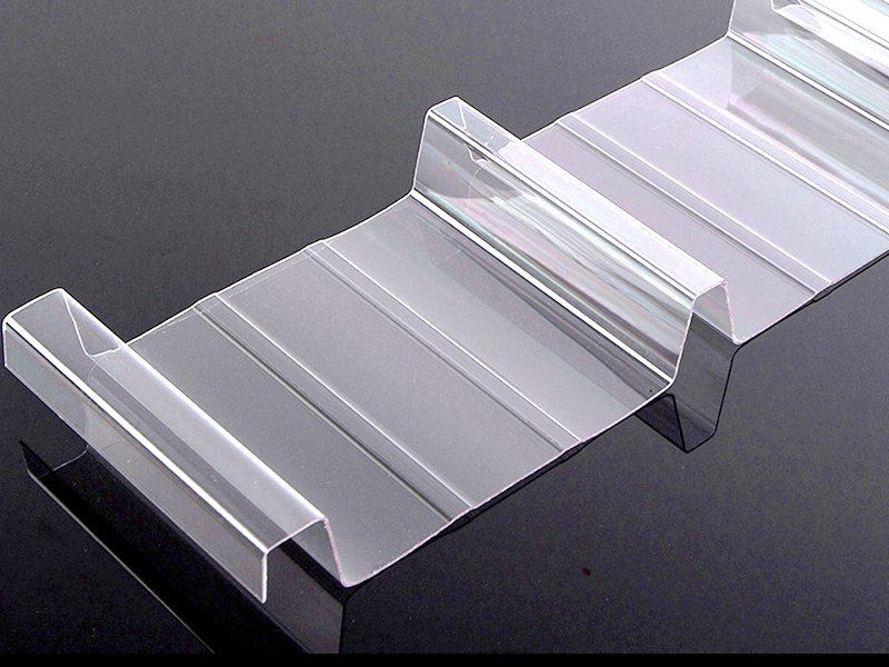 Corrugated Polycarbonate Sheet China