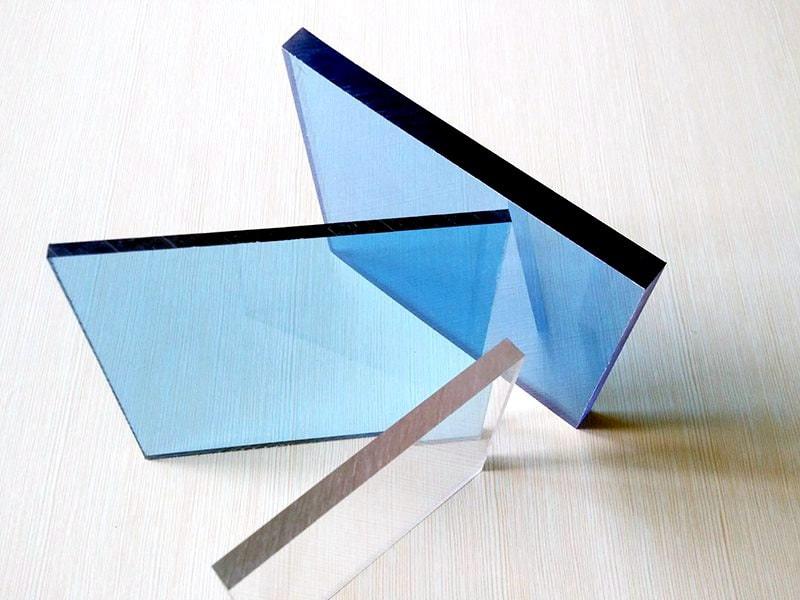 Flat Polycarbonate sheet