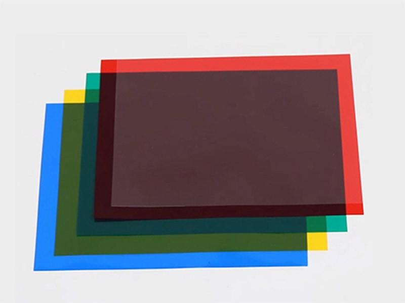 Acrylic films