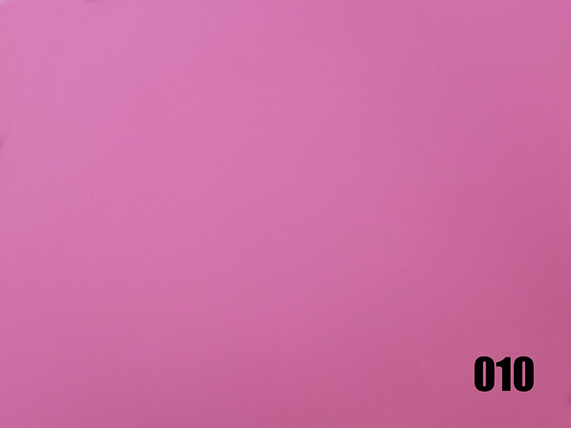 Pink plastic mirror
