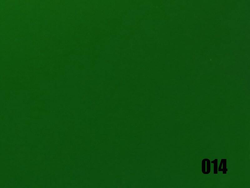 Dark green plastic mirror
