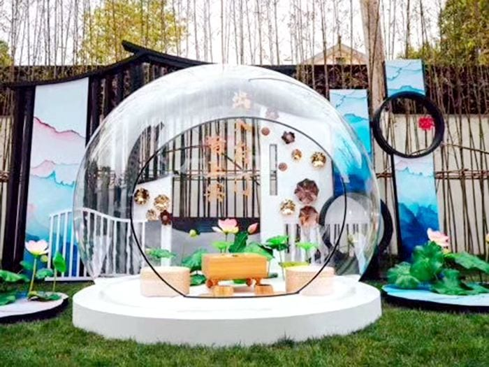 PlexiglassDisplay Dome