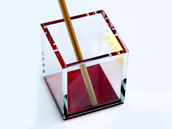 Acrylic Pencil Holder