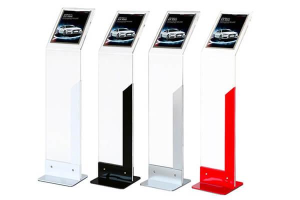 Plexiglass display stand