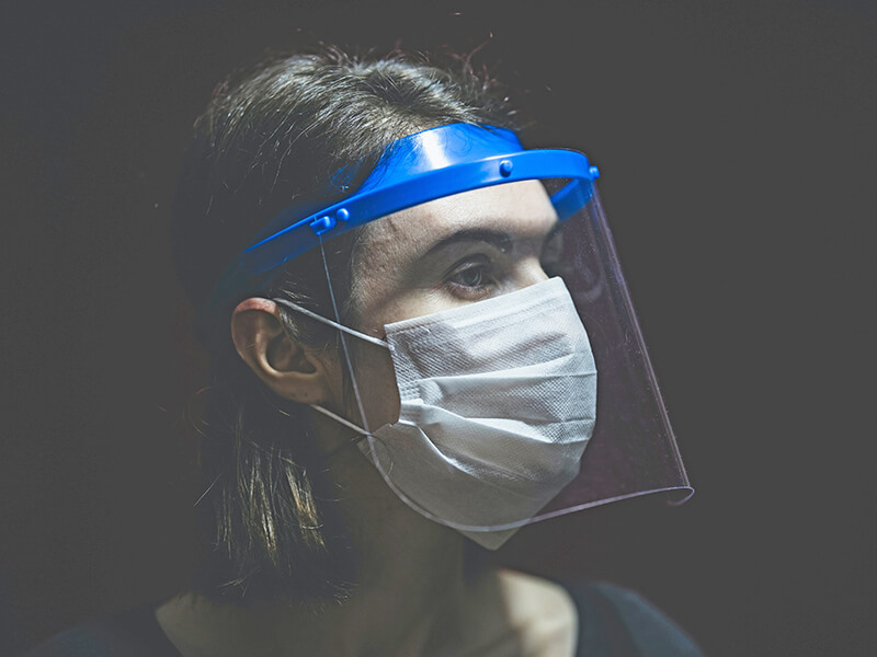 Polycarbonate film for Face mask