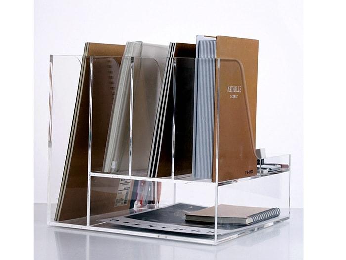 Plexiglass Book Holder