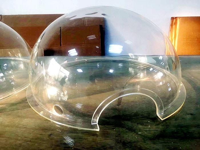 Plexiglass Display Ball