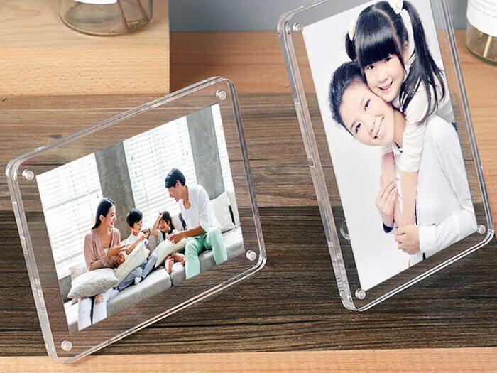 Plexiglass Frame