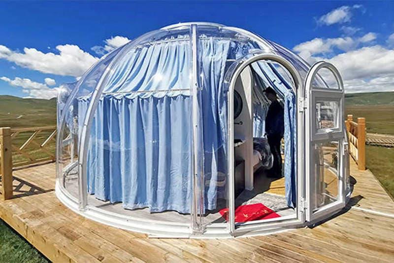 Bubble Tent Manufacturer